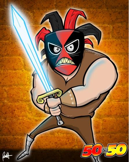 Dragongore the Swordmaster