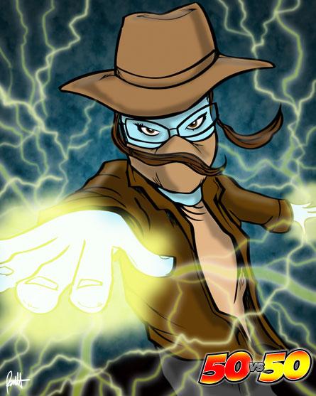 The Lightning Lady