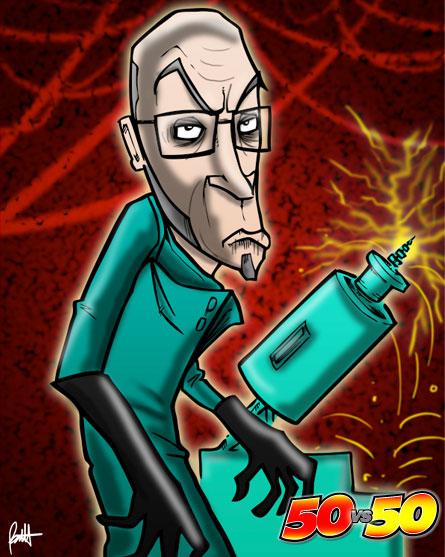 Dr. Foyle