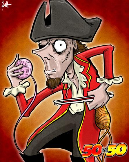 Yarn Pirate