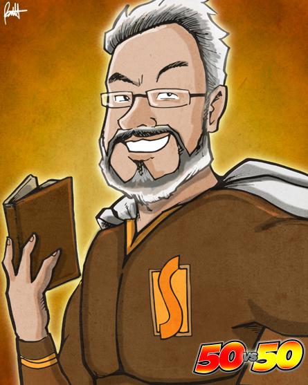 The Scholarly Shaman