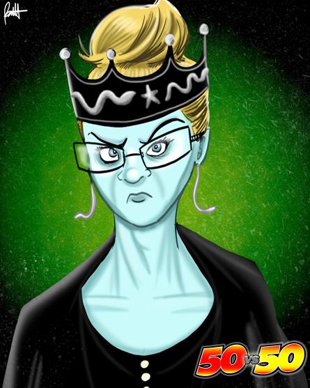 The Black Baroness of Talmere
